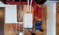 High efficient boiler
